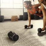AUKEY Bluetooth Lautsprecher Outdoor im Fitness Raum
