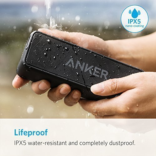 Anker SoundCore 2 in wasserbad