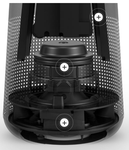 Bose 360 Grad Sound