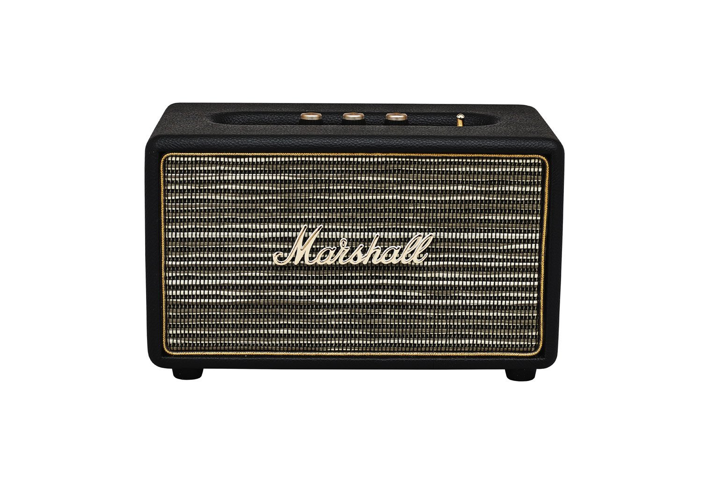 Marshall Acton Lautsprecher schwarz
