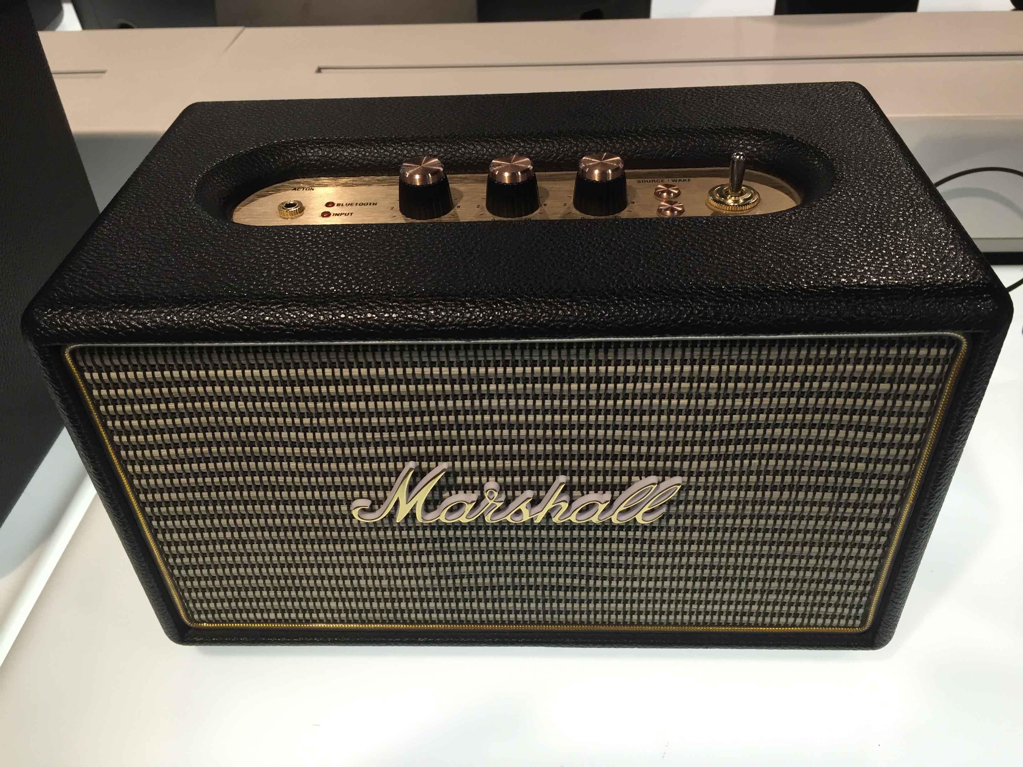 Marshall Acton farbe schwarz