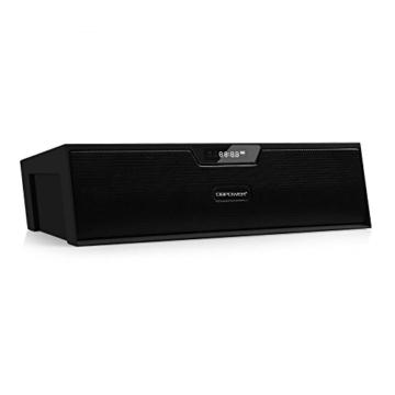 DB POWER BX-100 Bluetooth Lautsprecher mit Radio