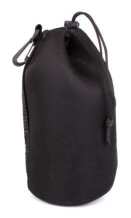 """""""DuraGadget schwarze Beutel-Tasche für SONY SRS-XB-20, SRS-XB-10, SRS-XB-20, SRS-XB2, SRS-X2 NFC, SRS-X3 NFC und Bluetoothspeaker und SRS-BTS50 Lautsprecher """" -"""