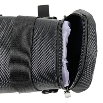DuraGadget weich gepolsterte Tasche für SONY SRS-ZR5, SRS-XB-10, SRS-XB-20, SRS-XB3, SRS-XB2, XDR-S40 DAB/FM Radio, XDR-S40DBP Portable Digital DAB/DAB+ Radio, SRS-X2 NFC, SRS-X3 NFC und Bluetoothspeaker, BSP60 smart Bluetooth speaker und SRS-BTS50 Lautsprecher -