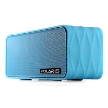 Polaris V8 Bluetooth Lautsprecher Mit Radio Blau