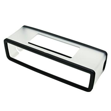 Poschell Harte stoßfest Reise Tasche mit weicher Abdeckung für Bose SoundLink Mini 1 und Mini 2 Bluetooth Lautsprecher -