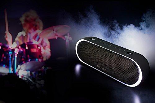 Sony SRS XB 20 mit lichteffekten
