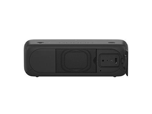 Sony SRS-XB40 Rückseite