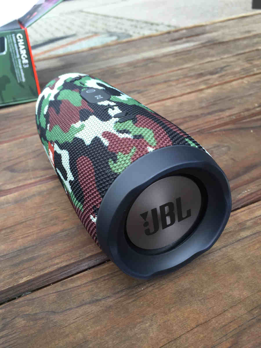 JBL Charge 3 Farbe Camouflage