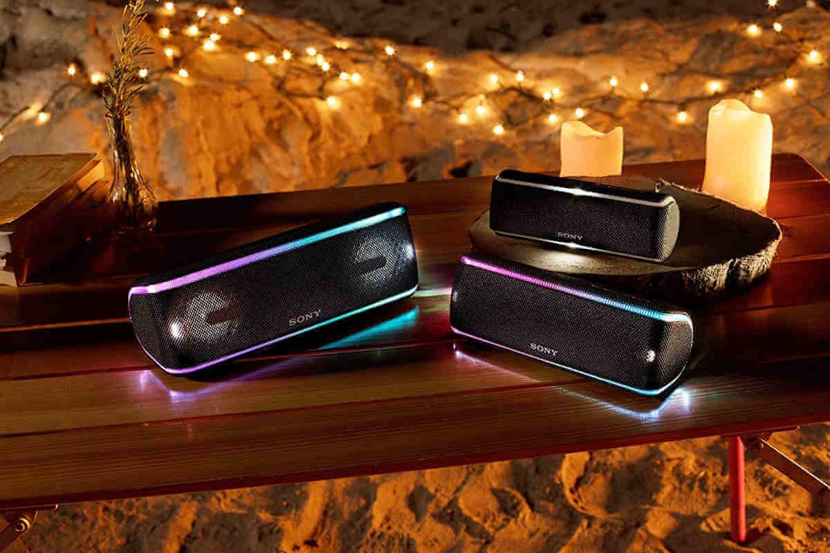 Sony SRS-XB 21 Bluetooth Lautsprecher