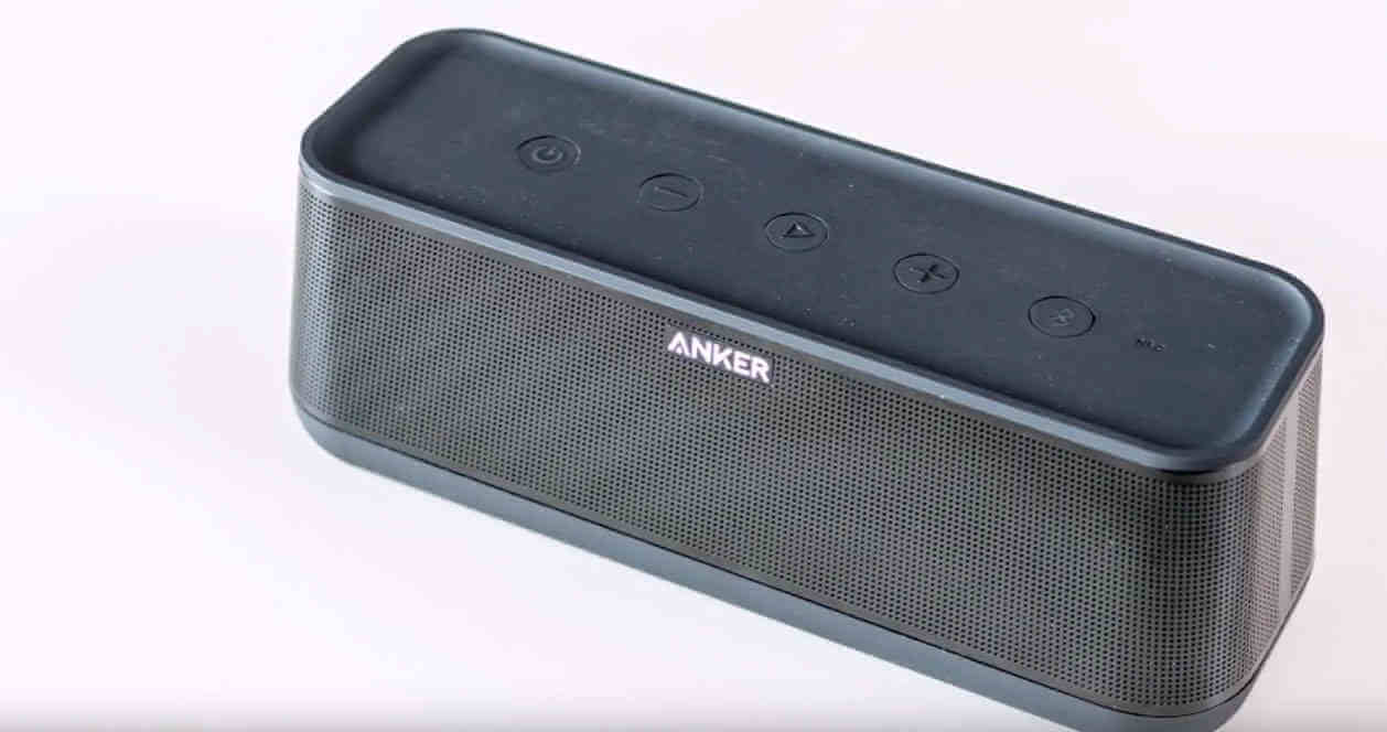 Anker Soundcore Pro+ Bedientasten
