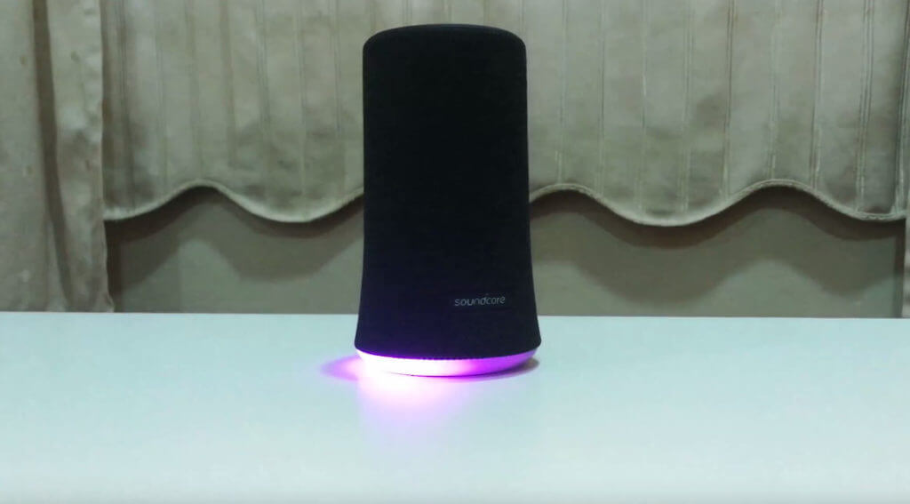 Anker Soundcore Flare mit LED Lichtshow