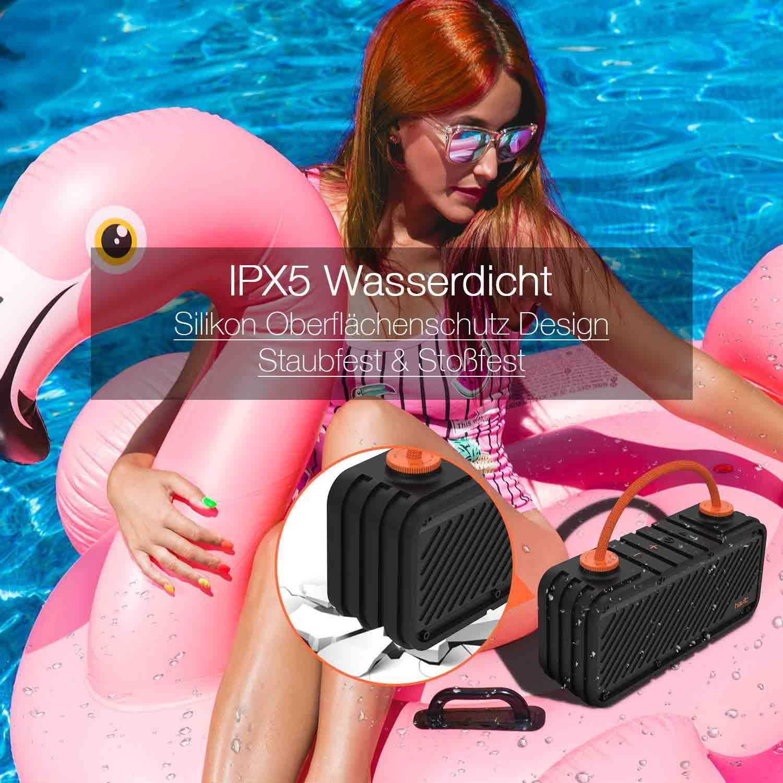 Havit M22 mit Wasserschutz IPX 5 © Havit