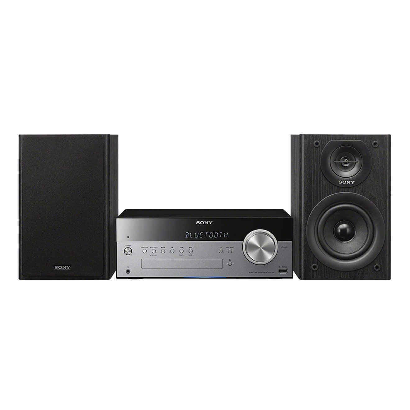 Sony CMT-SBT100 Micro Musik System ©Sony