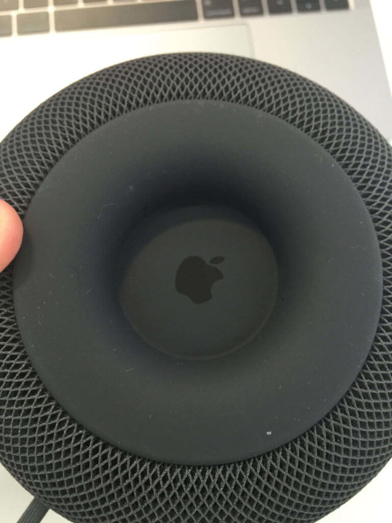 Apple HomePod Bodenplatte