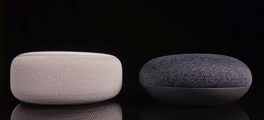 Echo-Dot-(3.-Gen.)-mit-Dot-(2.-Gen.)