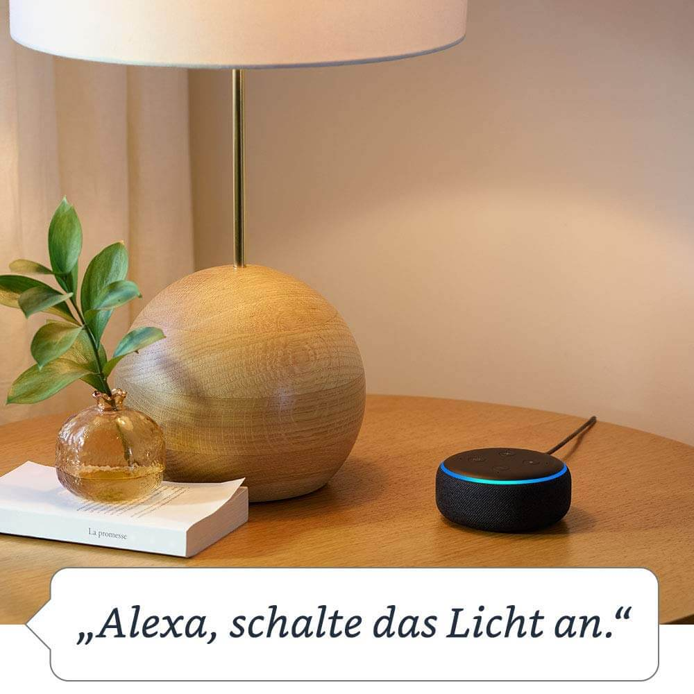 li il amazon 39 s neuer echo dot 3 gen im test klingt. Black Bedroom Furniture Sets. Home Design Ideas