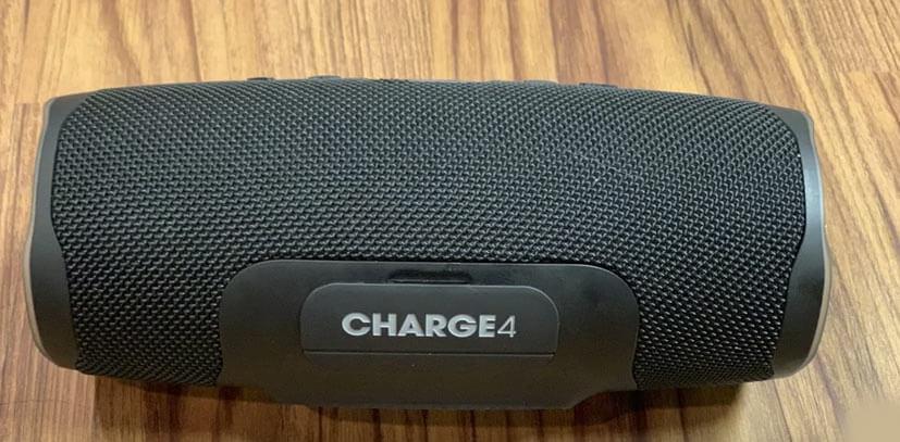 JBL Charge 4 Rückseite