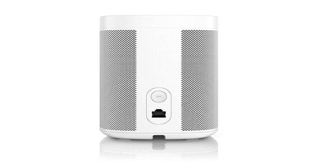 Sonos One Anschlüße