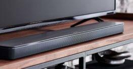 BOSE Soundbar 500 mit Sprachsteuerung