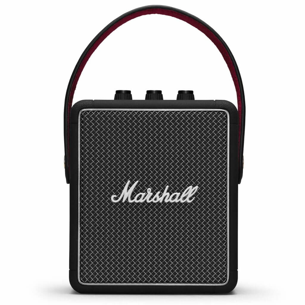 Marshall Stockwell II Front Ansicht