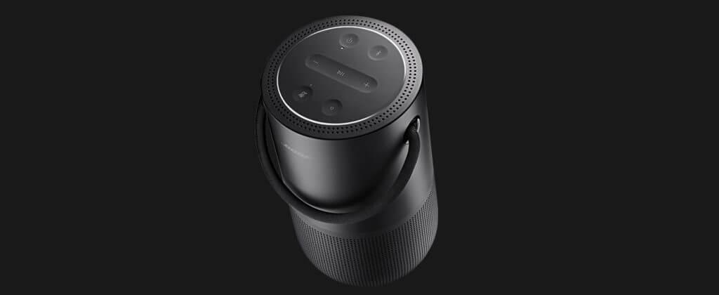 Bose Portable Home Speaker - Bedienelemente