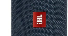 JBL Flip 5 im Test in der Farbe Blau
