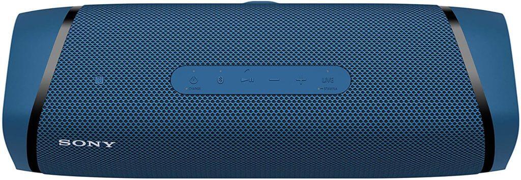 Sony SRS-XB43 Bedienelemente