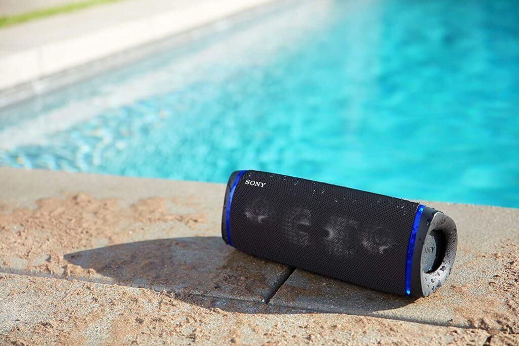 Sony SRS-XB43 Wasserabweisend nach IP67