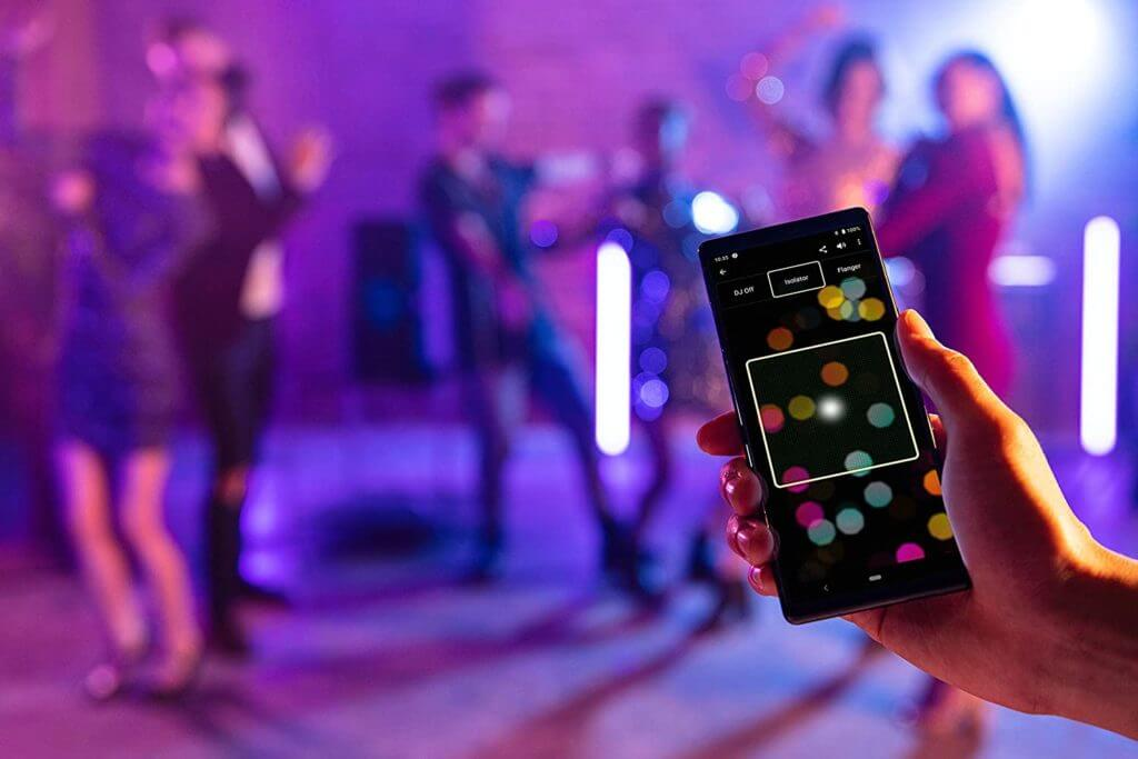 Sony MHC-V13 mit App unterstützung