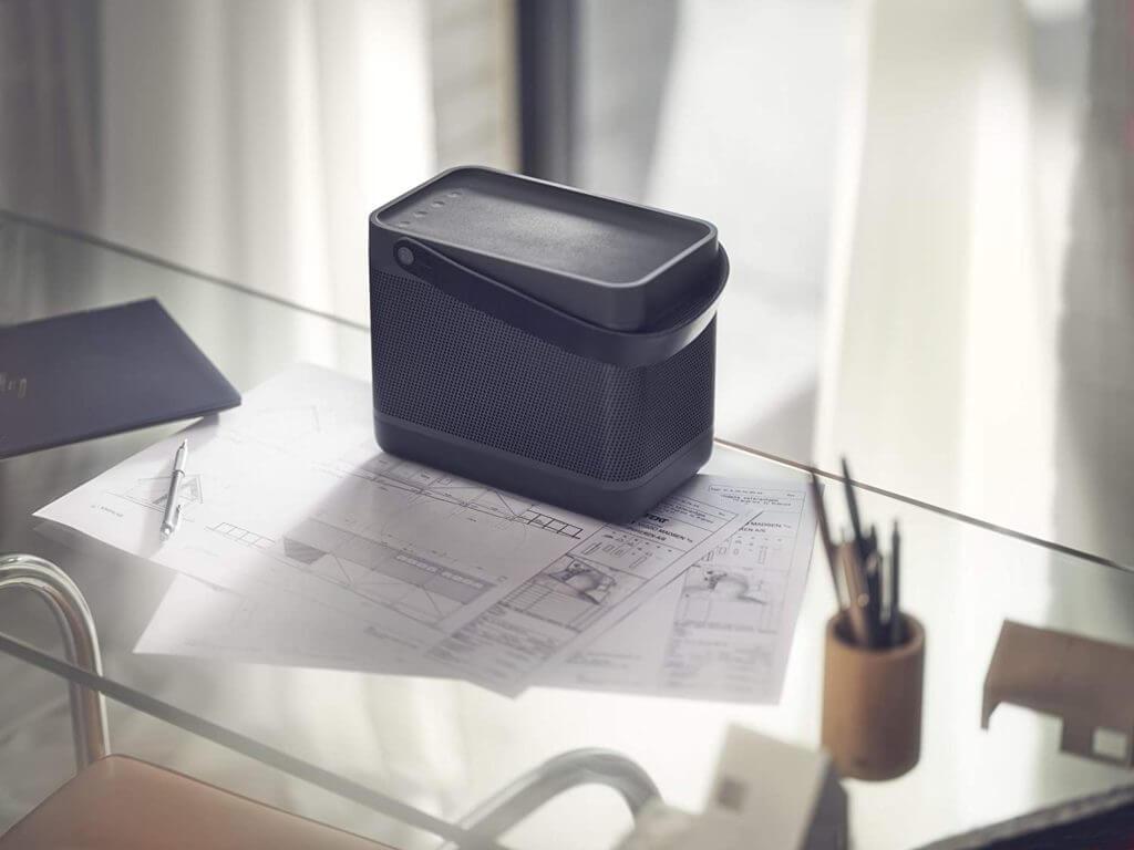 Bang & Olufsen Beolit 20 tragbarer Bluetooth Lautsprecher