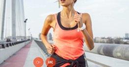 JBL Reflect Mini NC ideal für sportliche aktivitäten