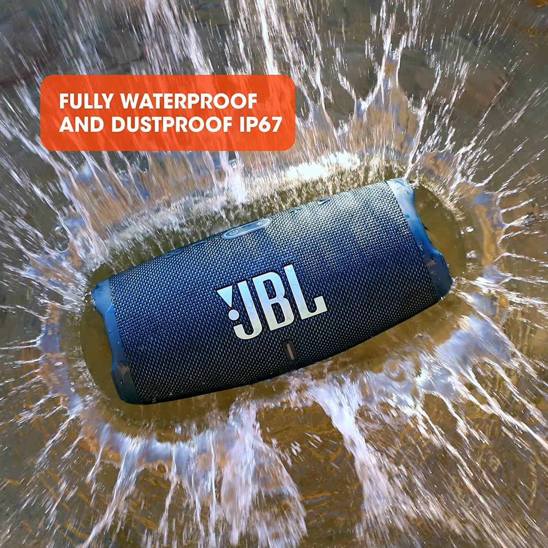 JBL Charge 5 mit IP67-Einstufung