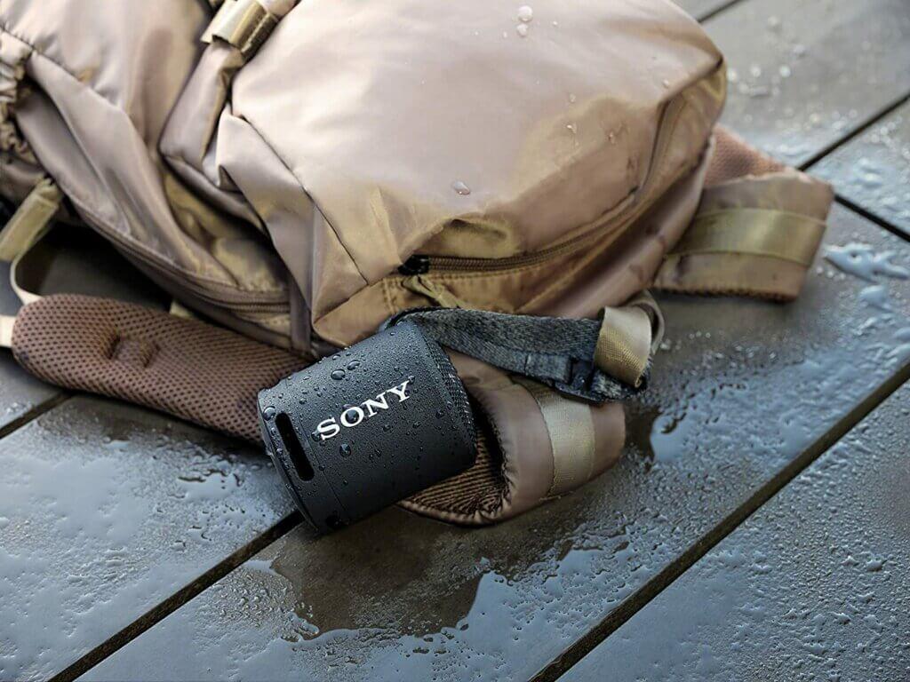Sony SRS-XB13 Wasserabweisend