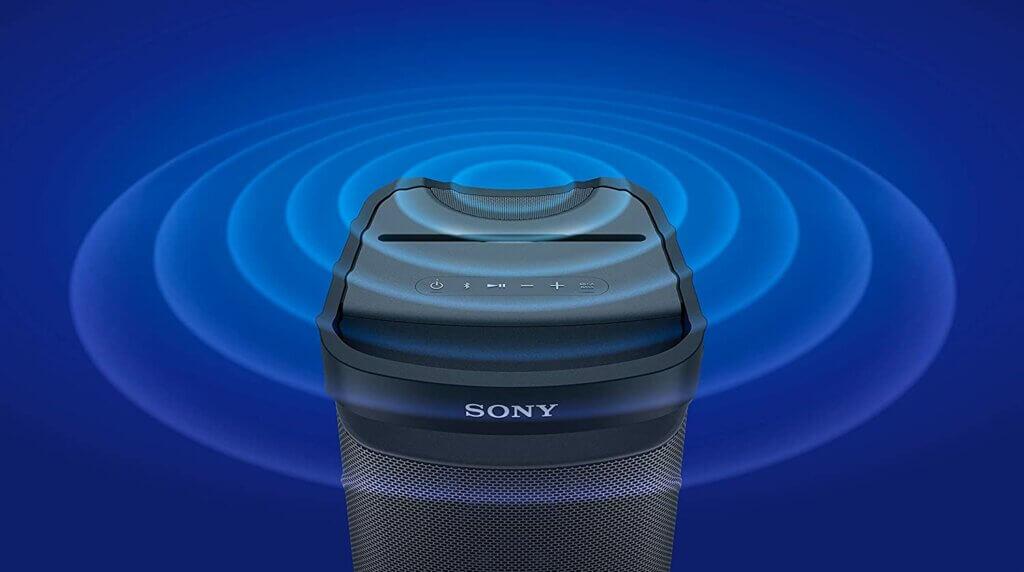 Sony SRS-XP700 mit Mega Bass
