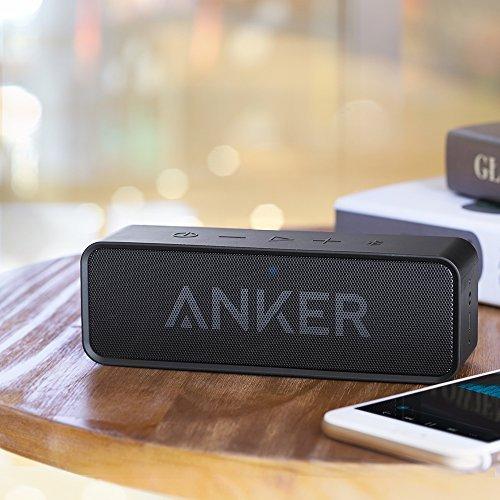 Anker SoundCore 2 Mobiler Bluetooth Lautsprecher mit Handy