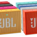 JBL Go Ultra in verschiedenen Farben erhältlich