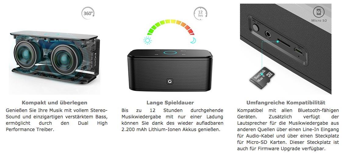 Mini-Bluetooth-Lautsprecher-Doss-Soundbox