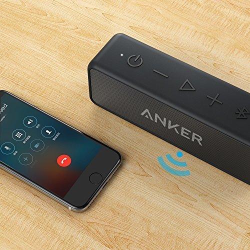 Anker Soundcore 2 mit smartphone