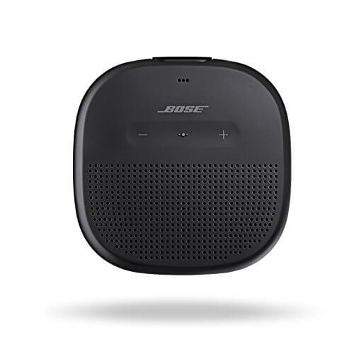 Bose Soundlink Micro in Schwarz