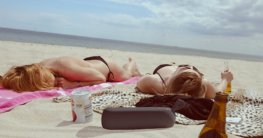 libratone too am strand liegend