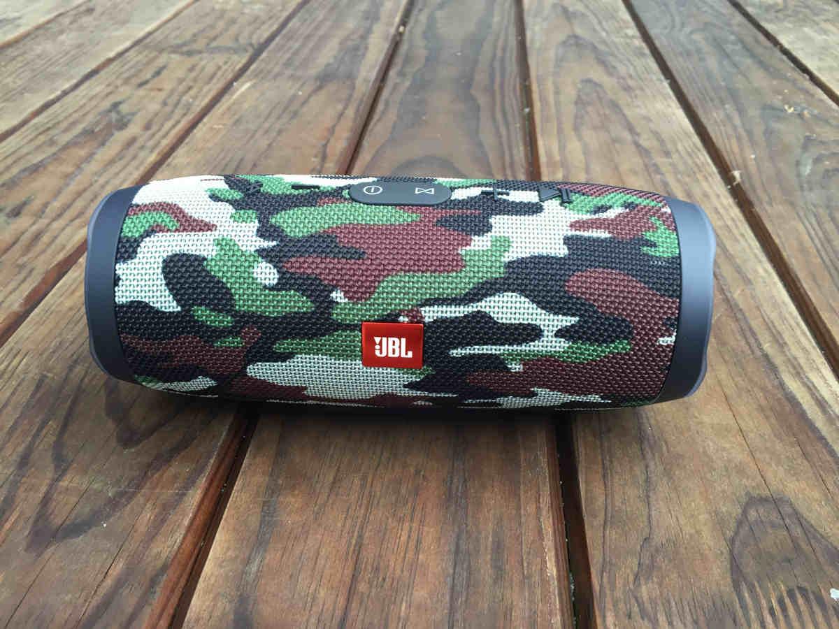 JBL Charge 3 im härte Test: Was taugt die Box wirklich